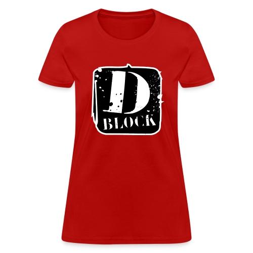 D Block - Women's Shirt - Women's T-Shirt