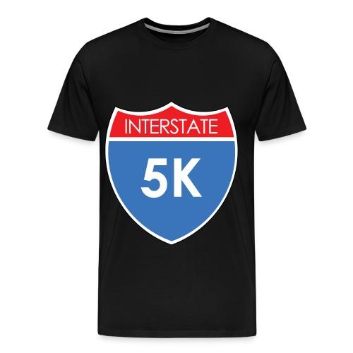 The Bra Life 5k T - Men's Premium T-Shirt