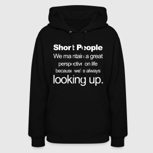 Short People Hoodies - Women's Hoodie