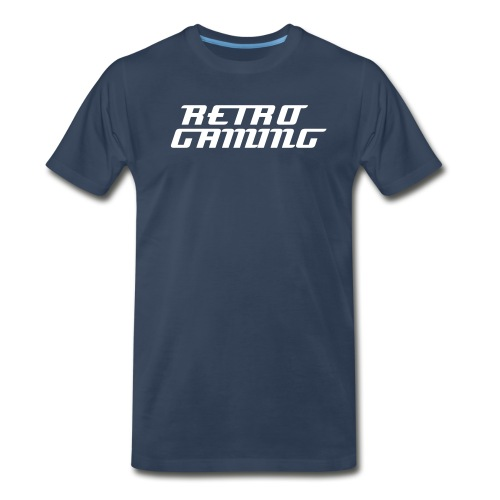 Retro Gaming Shirt - Men's Premium T-Shirt