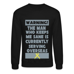 WARNING - Crewneck Sweatshirt