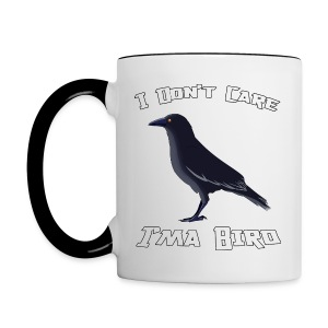 Ima Bird Color Mug - Contrast Coffee Mug
