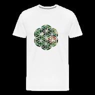 T-Shirts ~ Men's Premium T-Shirt ~ Flower of Life Lotus