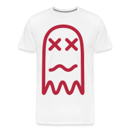 T-Shirts ~ Men's Premium T-Shirt ~ Red Ghost