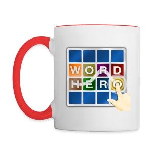 WordHero Coffee mug - Contrast Coffee Mug