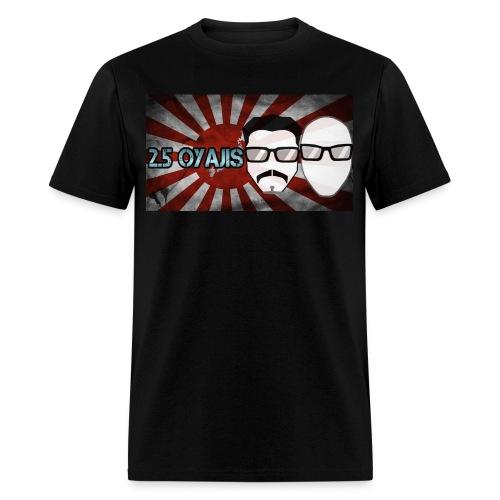 2.5 Oyajis Flag Shirt (men's) - Men's T-Shirt