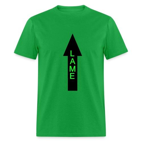 I'm lame - Men's T-Shirt
