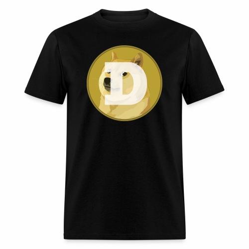 Dogecoin Classic for Men - Men's T-Shirt
