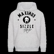 Hoodies ~ Men's Hoodie ~ Maximus Sig Hoodie Mens