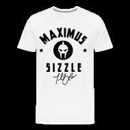 T-Shirts ~ Men's Premium T-Shirt ~ Maximus Sig Short Sleeve 3x-4x Mens