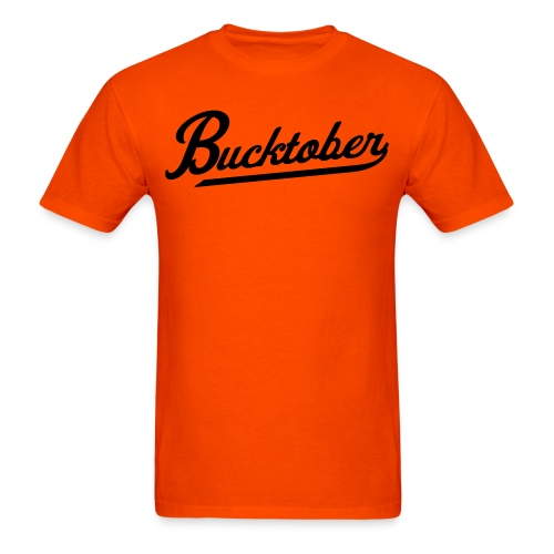 Bucktober - Men's T-Shirt