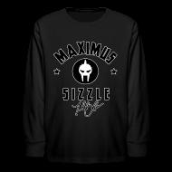 Kids' Shirts ~ Kids' Long Sleeve T-Shirt ~ Maximus Sig Kids Long Sleeve