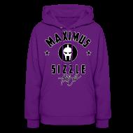 Hoodies ~ Women's Hoodie ~ Maximus Sig Womens Hoodie