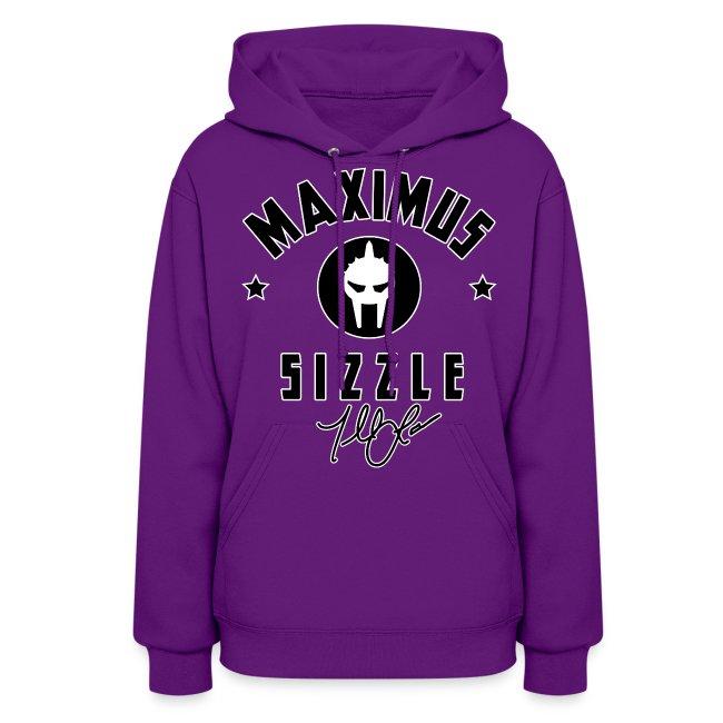 Maximus Sig Womens Hoodie