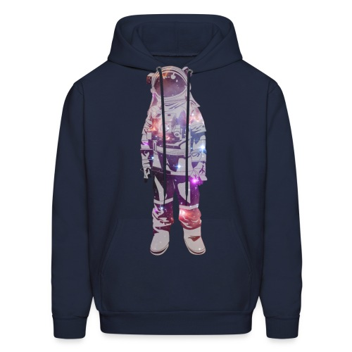 Astro-naut - Mens Hoodie - Men's Hoodie