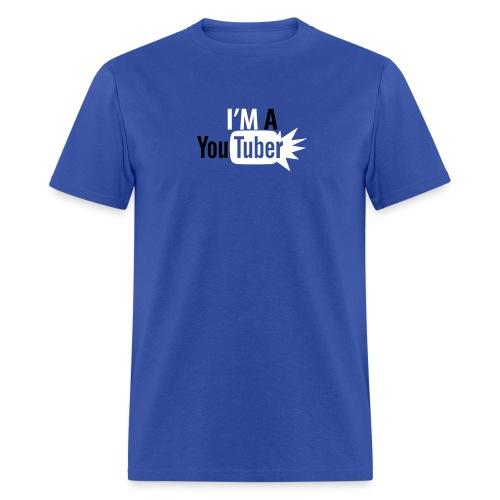 Youtuber - Men's T-Shirt