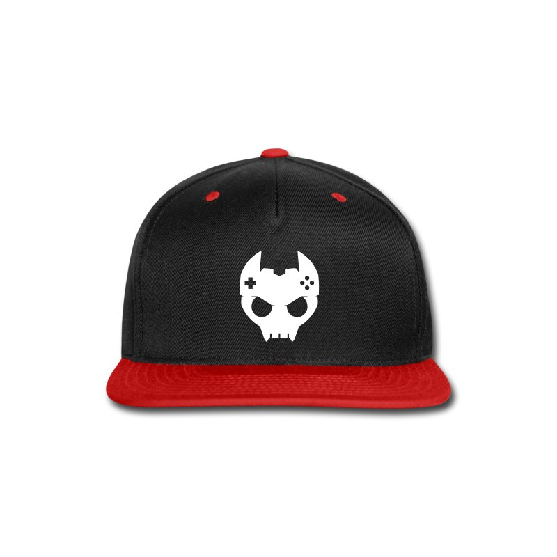 BTC Logo 2 Color Hat - Snap-back Baseball Cap
