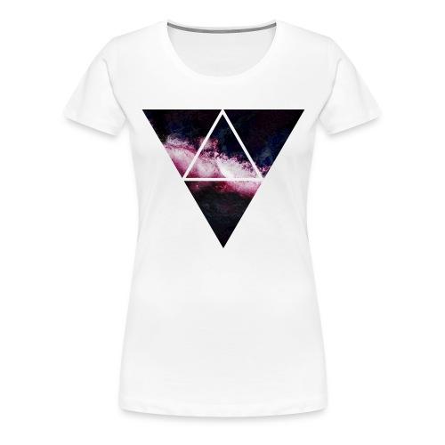 Follow Your Fears- Female - Women's Premium T-Shirt