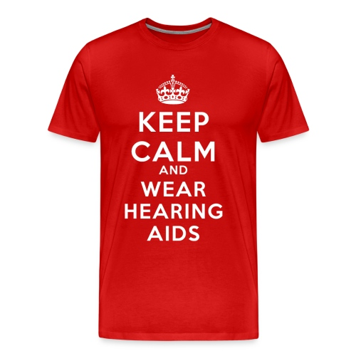 Keep calm - Men - Men's Premium T-Shirt