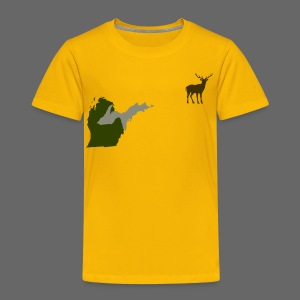 Best Friends Hunting - Toddler Premium T-Shirt