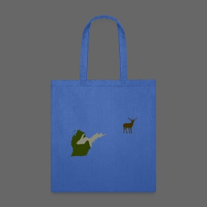 Best Friends Hunting - Tote Bag