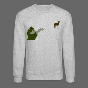 Best Friends Hunting - Crewneck Sweatshirt