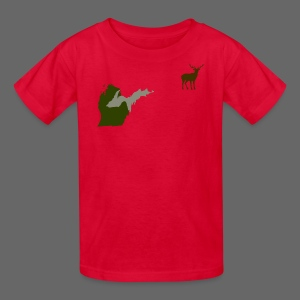 Best Friends Hunting - Kids' T-Shirt
