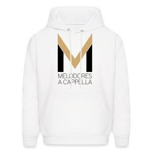 MeloHoodie (White) - Men's Hoodie