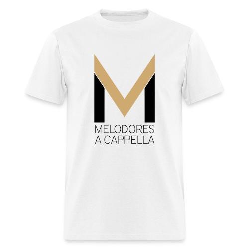 Men's MeloTee (White) - Men's T-Shirt