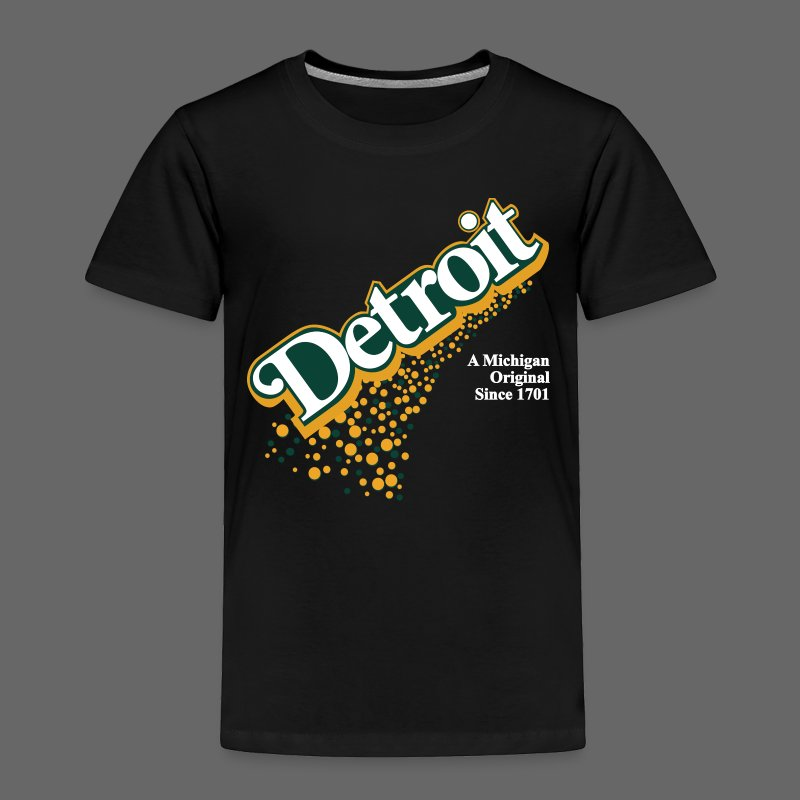 A Michigan Original - Toddler Premium T-Shirt