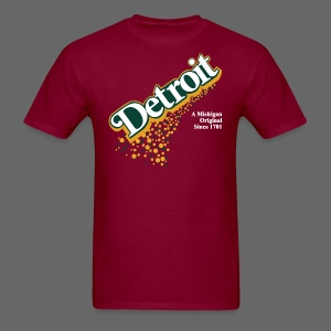 A Michigan Original - Men's T-Shirt
