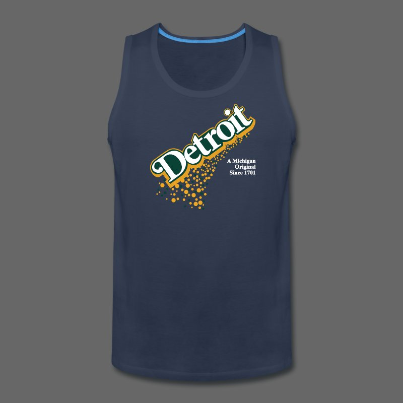 A Michigan Original - Men's Premium Tank