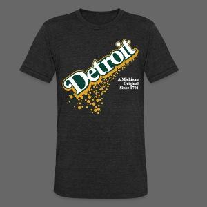 A Michigan Original - Unisex Tri-Blend T-Shirt