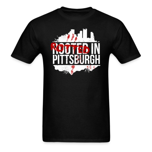 Rotted in Pittsburgh - Men's T-Shirt