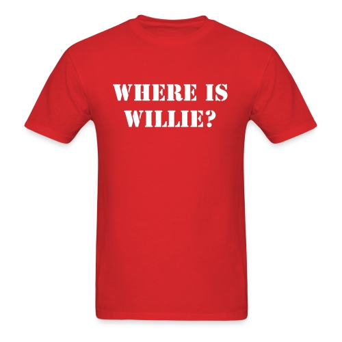 Willie Brown Who? - Men's T-Shirt