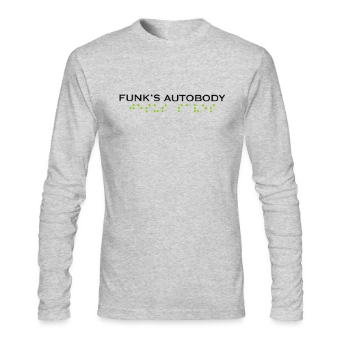 Men's American Apparel Long Sleeve - Men's Long Sleeve T-Shirt by Next Level