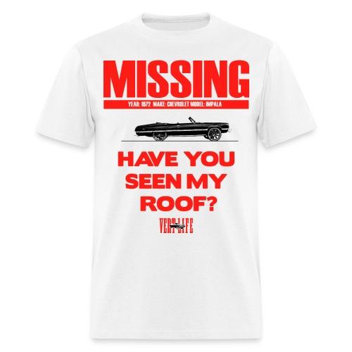 Vert Life Missing Roof Tee - Men's T-Shirt