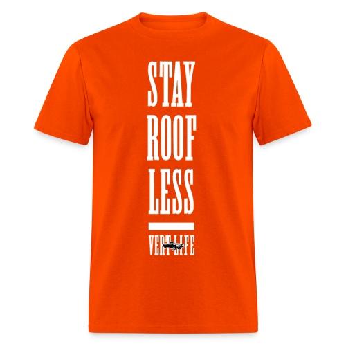 Vert Life Stay Roofless Tee - Men's T-Shirt