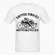 british motorcycles T-Shirts