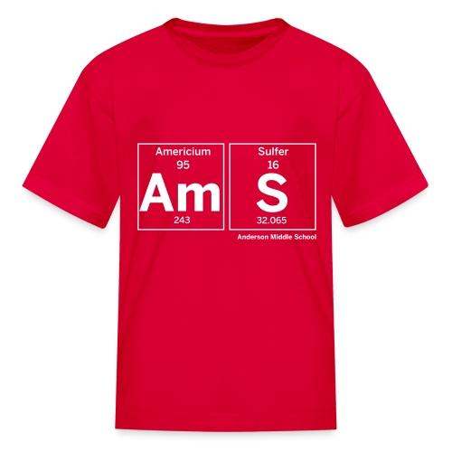 Anderson Middle School Shirt - Kids' T-Shirt