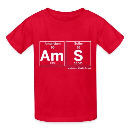 Anderson Middle School Shirt - Kids' T-Shirt