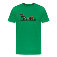 T-Shirts ~ Men's Premium T-Shirt ~ The Deer God T-shirt
