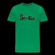 T-Shirts ~ Men's Premium T-Shirt ~ The Deer God T-shirt