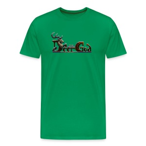 The Deer God T-shirt - Men's Premium T-Shirt