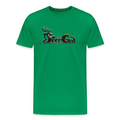 The Deer God T-shirt - Men's Premium T-Shirt
