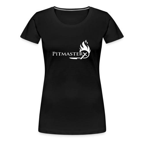 PITMASTER X - Women's Premium T-Shirt