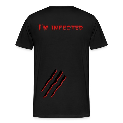 Infected secret - Men's Premium T-Shirt