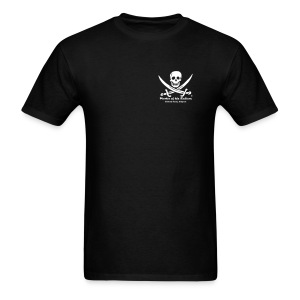 Mens Club Shirt - Black - Men's T-Shirt