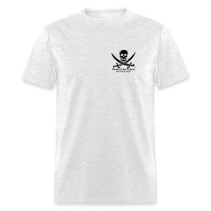 Mens Club Shirt - Grey - Men's T-Shirt