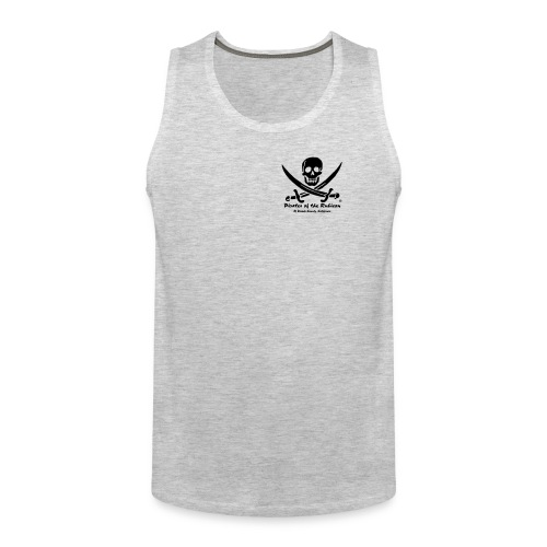 Mens Club Tanktop - Grey - Men's Premium Tank
